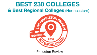 Best 230 colleges Princeton Review